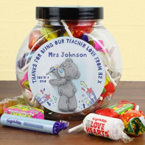 Me To You Teacher Sweets Jar